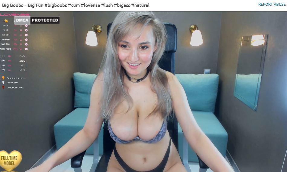 Chaturbate stripper
