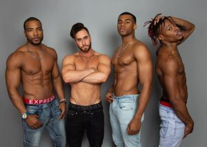 Hunk Oasis New Orleans Male Strip Club
