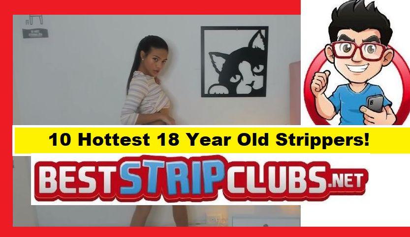 18-year-old stripper